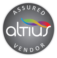 Retail Associates Achieve Altius Assured Vendor Award