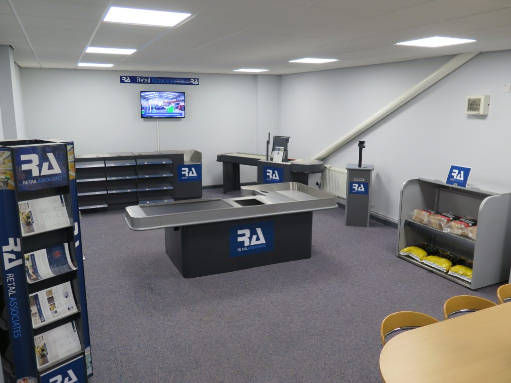 Our recently renovated showroom