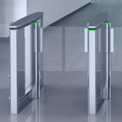 Image of turnstiles and gates