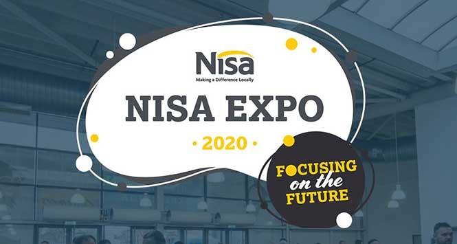 Nisa Expo 2020 logo